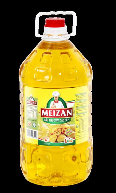 DẦU ĂN MEIZAN 5 LIT