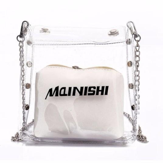 Túi trong suốt Manishi - TTS 240