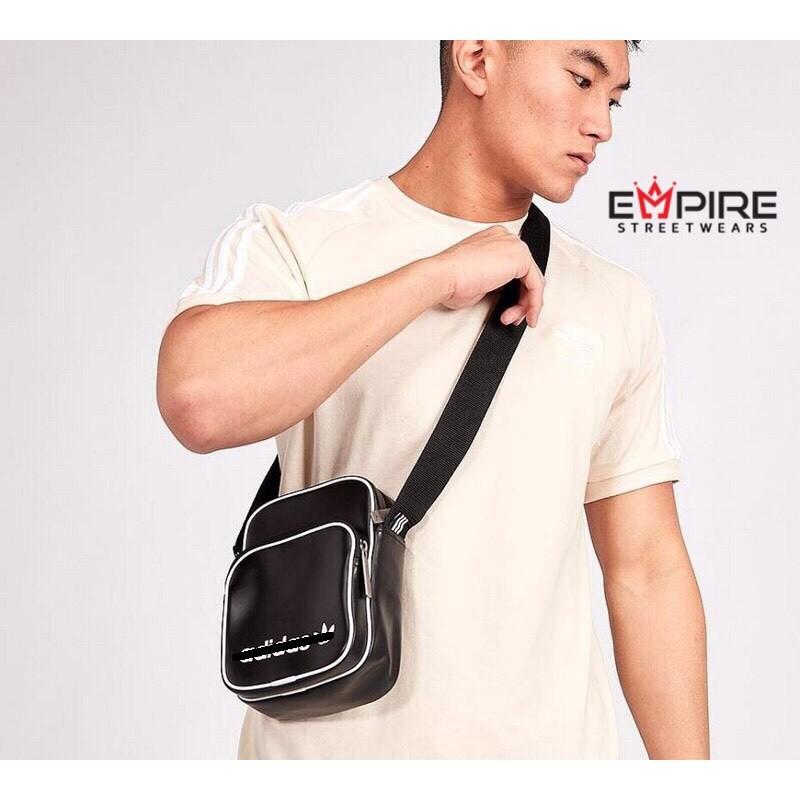 Túi đeo chéo Adi.das Mini Bag XUẤT DƯ FULL TEM TAG CODE