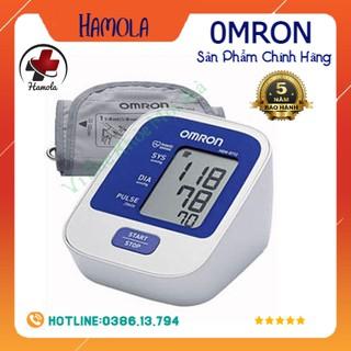 Máy đo huyết áp điện tử tự động bắp tay Omron HEM – 8712