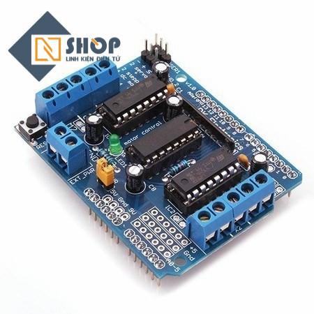 Arduino Motor Shield L293D