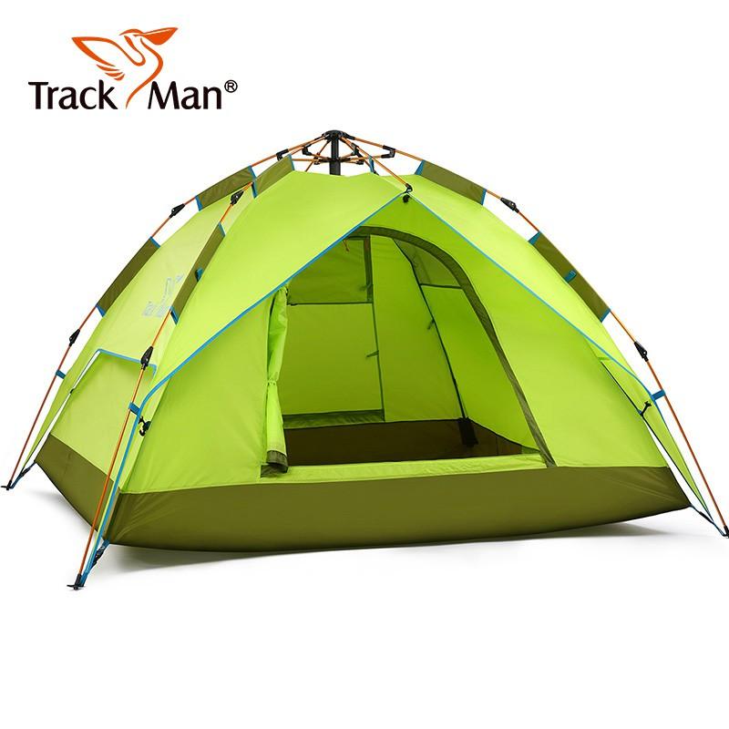 [Mã MASO2207 hoàn 15%, tối đa 35K xu đơn 99K] Lều tự bung khung nhôm cao cấp Trackman Tm1111-1