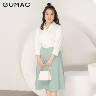 Chân váy nữ oversize thắt nơ GUMAC VA970 thumbnail