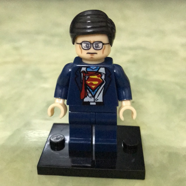 Minifigure nhân vật super man