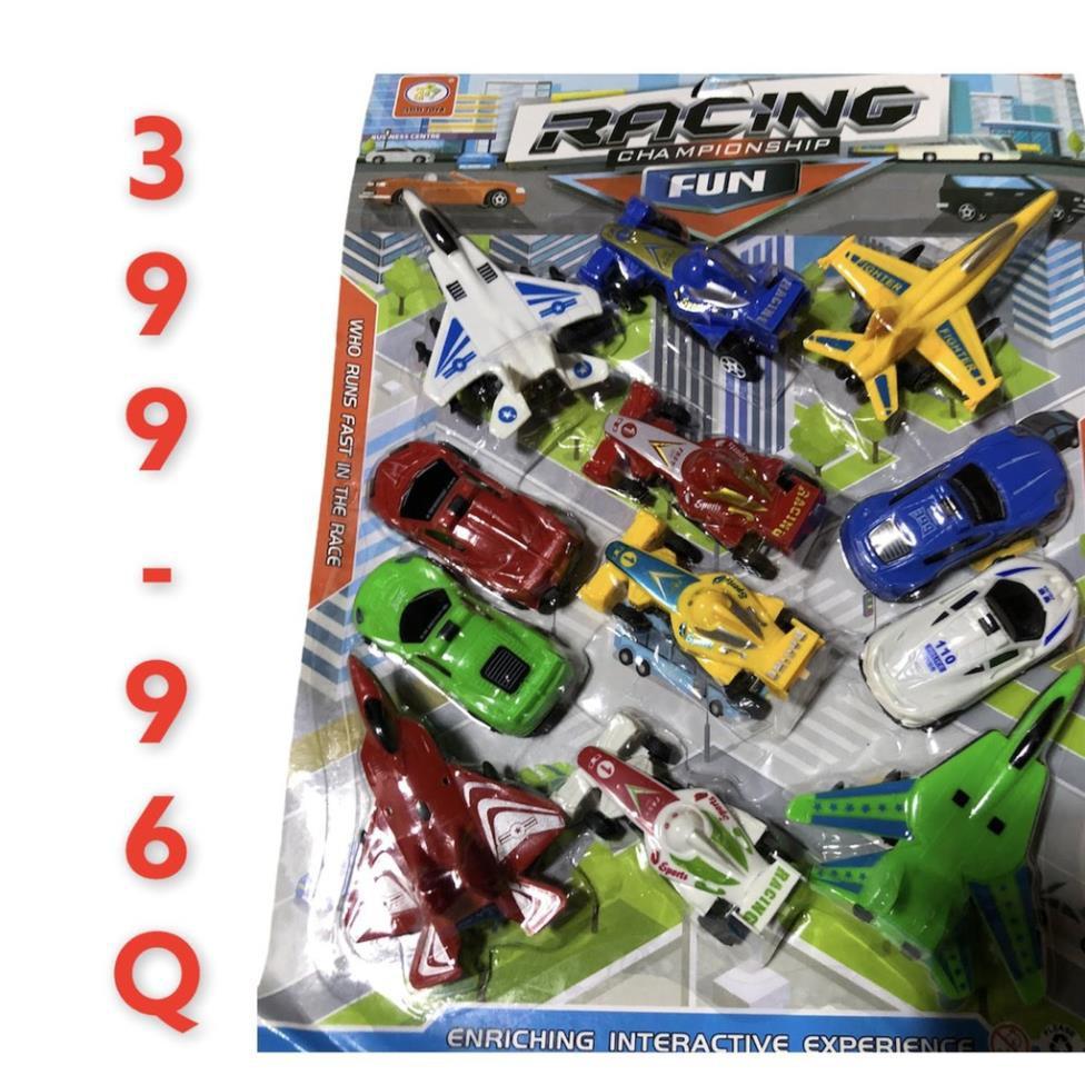 [SNND] vĩ đồ chơi xe bằng nhựa mã 399-96Q