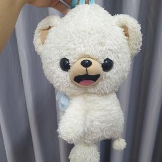 tui gấu cầm tay cho bé