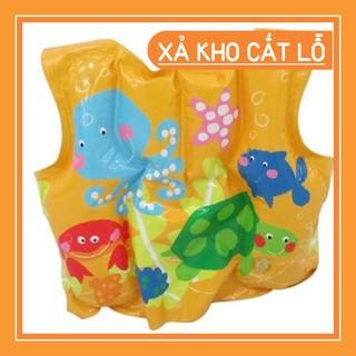 (Xả Hàng) Áo phao intex hình cá cho bé, Đồ Chơi Nhà Tắm Cho Bé–2859 (Xả Kho Cắt Lỗ)
