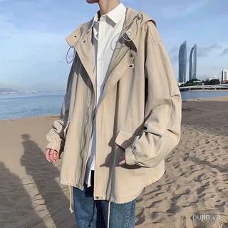 Men's Denim Jacket Slim-Fit Top Denim Jacket Men's Wear Workwear Jacket Suit Men Handsome Suit Men Main KoreaninsLoose-Fit Jacket Men's QDro