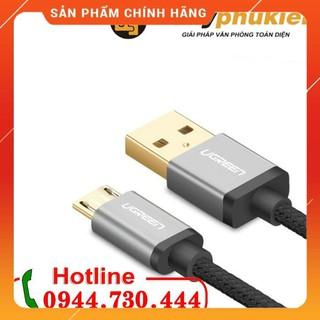 [Mã ELFLASH5 giảm 20K đơn 50K] Cáp sạc USB dài 0,5m Ugreen 30648 dailyphukien