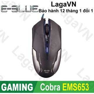[Freeship toàn quốc từ 50k] Chuột Gaming E-Blue Cobra EMS653 thumbnail