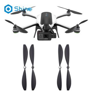 Shin3Replacement Propellers RC Quadcopter CCW&CW Props for GoPro Karma Drone Quick Release Blades