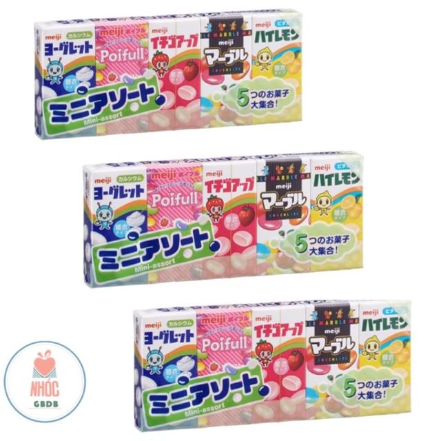 Combo 3 Set 5 hộp kẹo sữa chua khô mini Meiji 63gr (5 hộp x 3) - 2778015 , 945997688 , 322_945997688 , 195000 , Combo-3-Set-5-hop-keo-sua-chua-kho-mini-Meiji-63gr-5-hop-x-3-322_945997688 , shopee.vn , Combo 3 Set 5 hộp kẹo sữa chua khô mini Meiji 63gr (5 hộp x 3)