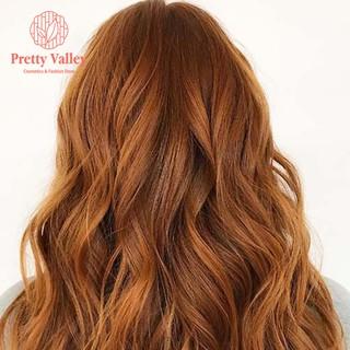 Kem nhuộm tóc màu vàng đồng Molokai 60ml TẶNG KÈM GĂNG TAY + CHAI OXY TRỢ DƯỠNG - Pretty Valley thumbnail