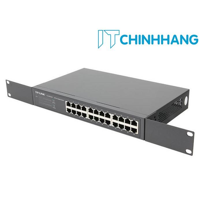 Switch TP-Link SF 1024 TREO TƯỜNG / 24-Port 10/100Mbps - HÃNG PHÂN PHỐI CHÍNH THỨC