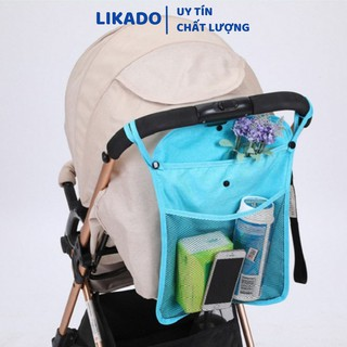 [LIKADO] Túi đựng đồ treo xe đẩy em bé( SP0001883) thumbnail