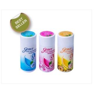 Phấn khử mùi trị thâm nách GRACE Deodorant Powder 35gr