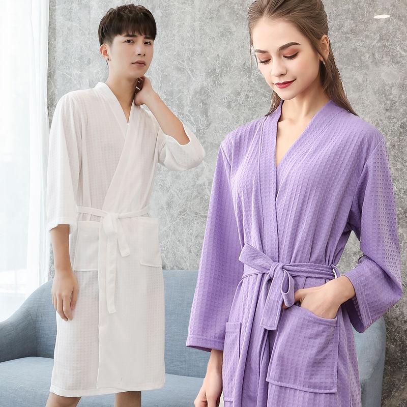 Áo choàng tắm mỏng nhanh khô thời trang xuân hè cho nữ