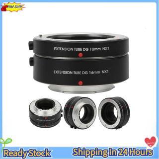 Ống Kính Mở Rộng Tự Động 10mm + 16mm Cho Máy Ảnh Samsung Nx thumbnail