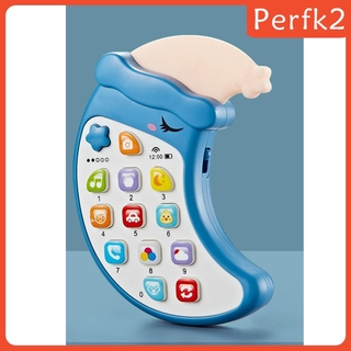 [PERFK2] Baby Music Mobile Phone Remote Control Early Educational Toy Teether Toy