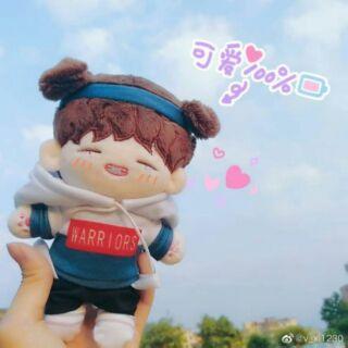 [Nhượng doll] Búp Bê Nhồi Bông Puppy Tae 15cm