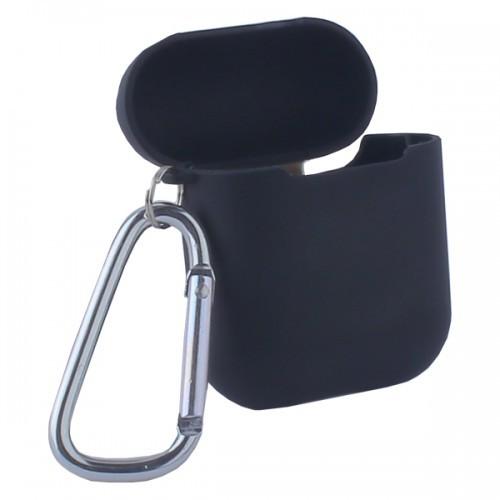 Vỏ bao Airpods, Airpods 2, túi đựng bảo vệ airpod, airpod 2 kèm móc khóa