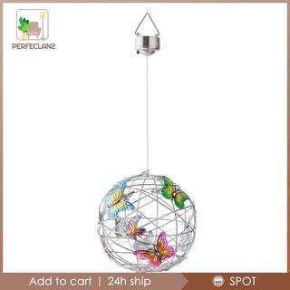 [PERFECLAN2] Solar Lights Window Orb Ball Outdoor Indoor Lantern Boat Patio Path Lamp