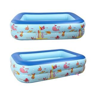 Bể Bơi Phao 180x140x60 cm Summer Baby- PD0220 _LTShop