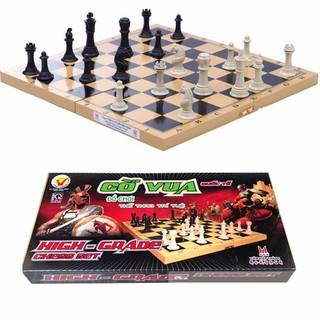 Bộ bàn cờ vua lớn xếp gọn tiện dụng cực đẹp gọn gàng