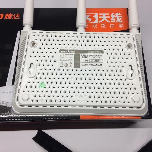 [ Free Ship ] Cục phát wifi bộ phát wifi Tenda F3 chính hãng giá rẻ