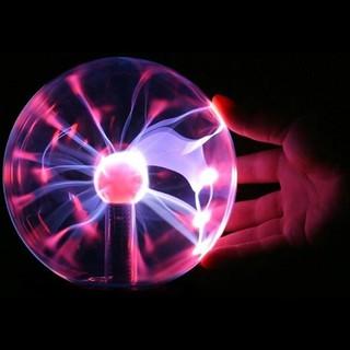 ♥♥♥3 Inch USB Globe Desktop Lamp Plasma Sphere Decor