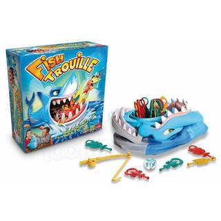 Giá Siêu Rẻ – Đồ chơi Fish trouille – cẩn thận với cá mập ❌ game hot