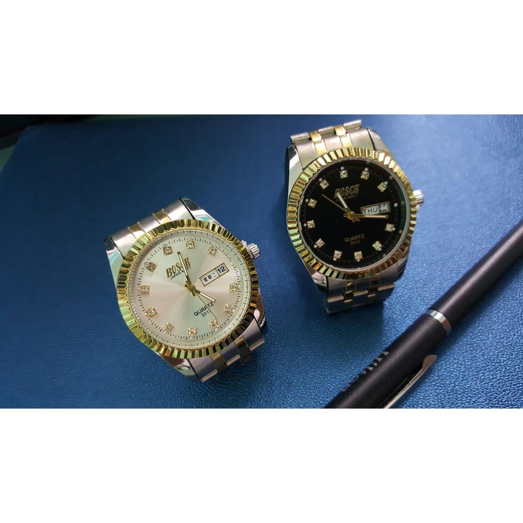 Đồng hồ nam thời trang dây kim loại BOSCK - 22645035 , 514546775 , 322_514546775 , 250000 , Dong-ho-nam-thoi-trang-day-kim-loai-BOSCK-322_514546775 , shopee.vn , Đồng hồ nam thời trang dây kim loại BOSCK