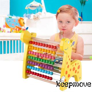 ❀ℳay-Fawn Bead Octave Knocking Piano Kit Children´s Educational Toys