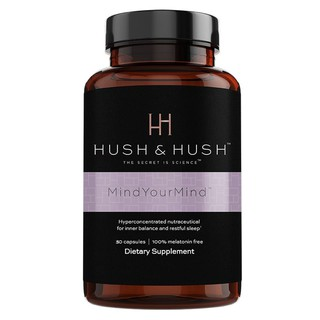Viên uống cải thiện giấc ngủ, giảm căng thẳng Image Skincare Hush & Hush Mind Your Mind 30 viên thumbnail