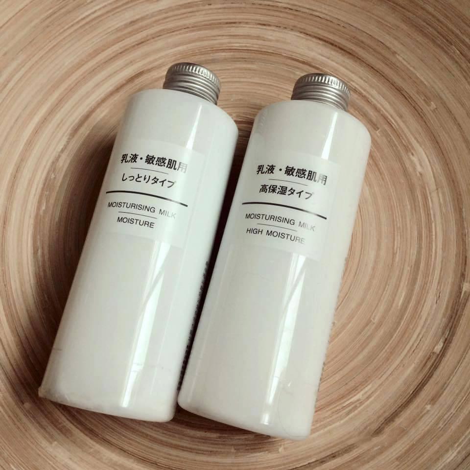 Sữa dưỡng Muji