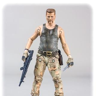 Mô hình có khớp nhân vật Abraham Ford – The Walking Dead (13cm)