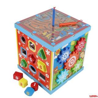 đồ chơi giáo dục dạng hạt đa năng cho bé