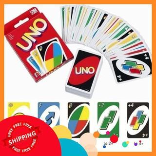 Bộ bài Uno Giấy cứng Fgod