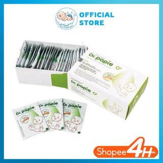 Gạc Răng Miệng Dr Papie Vệ Sinh Răng Miệng Cho Bé ( hộp 30 gói) thumbnail