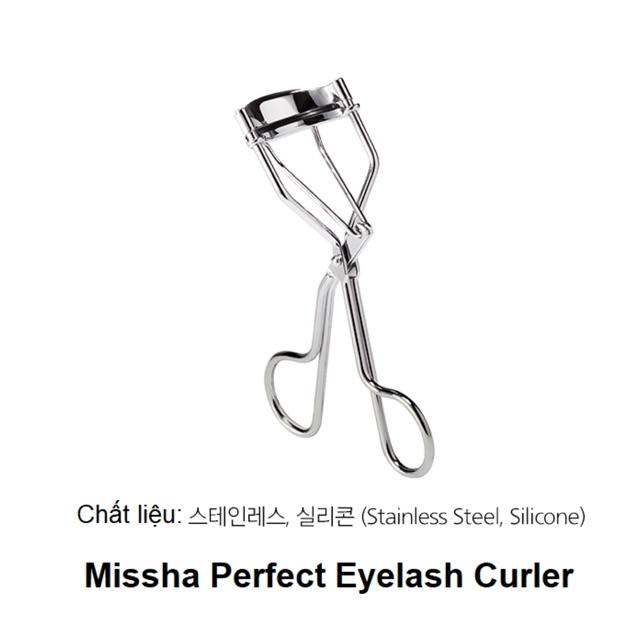 Kẹp Mi Missha Perfect Eyelash Curler