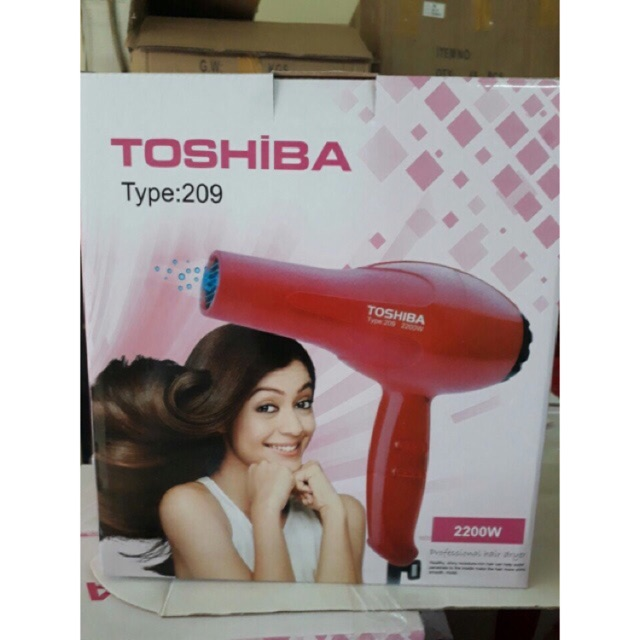 [SALE 10%] Máy sấy tóc Toshiba 209, 2818 2000W - 2464637 , 5986553 , 322_5986553 , 99000 , SALE-10Phan-Tram-May-say-toc-Toshiba-209-2818-2000W-322_5986553 , shopee.vn , [SALE 10%] Máy sấy tóc Toshiba 209, 2818 2000W
