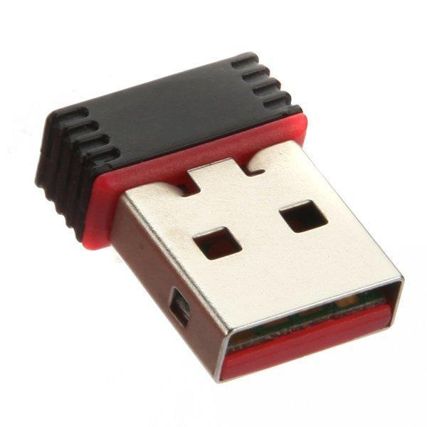 USB thu sóng Wifi RTL8188 siêu nhỏ cực gọn tốc độ 150Mbps