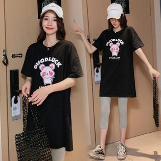 Đầm Cotton Dáng Rộng Cho Phụ Nữ Mang Thai