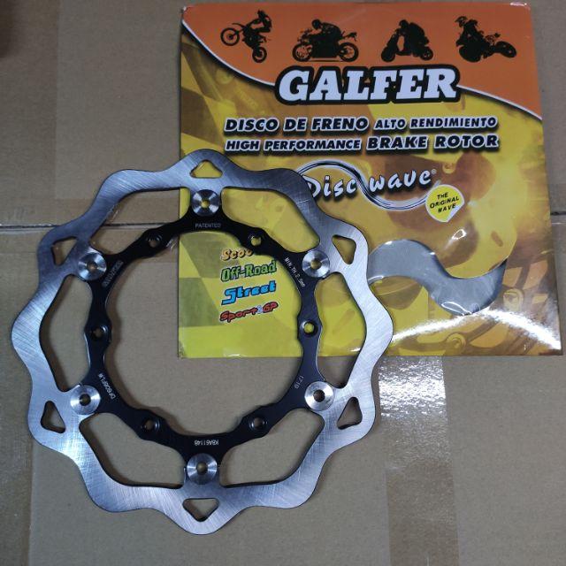 Dĩa Galfer luôn lòng nhôm 4-5 lỗ