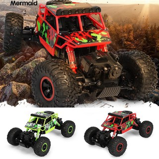 💖2.4G 4WD 4×4 Off-Road RC Car Remote Control Rock Crawler Driving Vehicle Toy