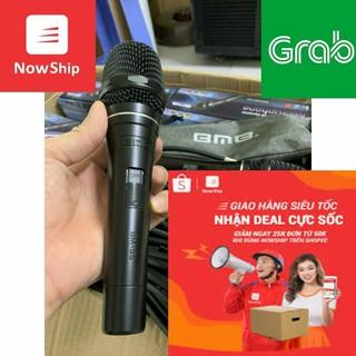 micro có dây đã lắp củ mic db 550 pro quá vip