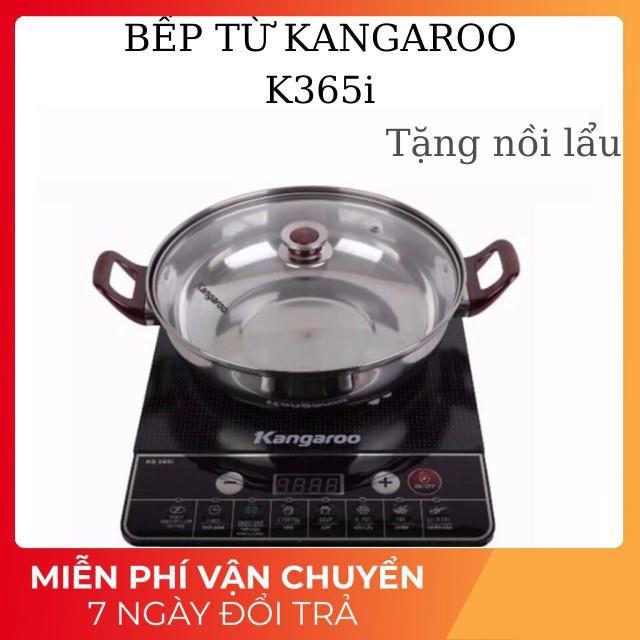 Bếp Từ Kangaroo KG365i - Tặng Kèm Nồi Lẩu