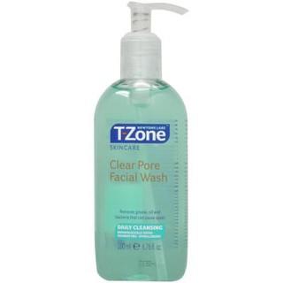 Sữa rửa mặt tràm chà sạch lỗ chân lông T-Zone Clear Pore Facial Wash 200mlSữa rửa mặt thumbnail