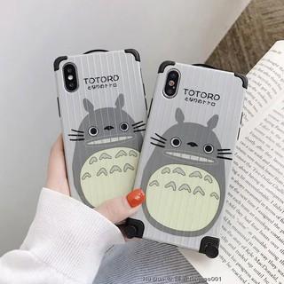 Ốp Điện Thoại Hình Totoro Đáng Yêu Cho Iphone Xs Max Xr I 8 I 7 I 6 I 6s Plus