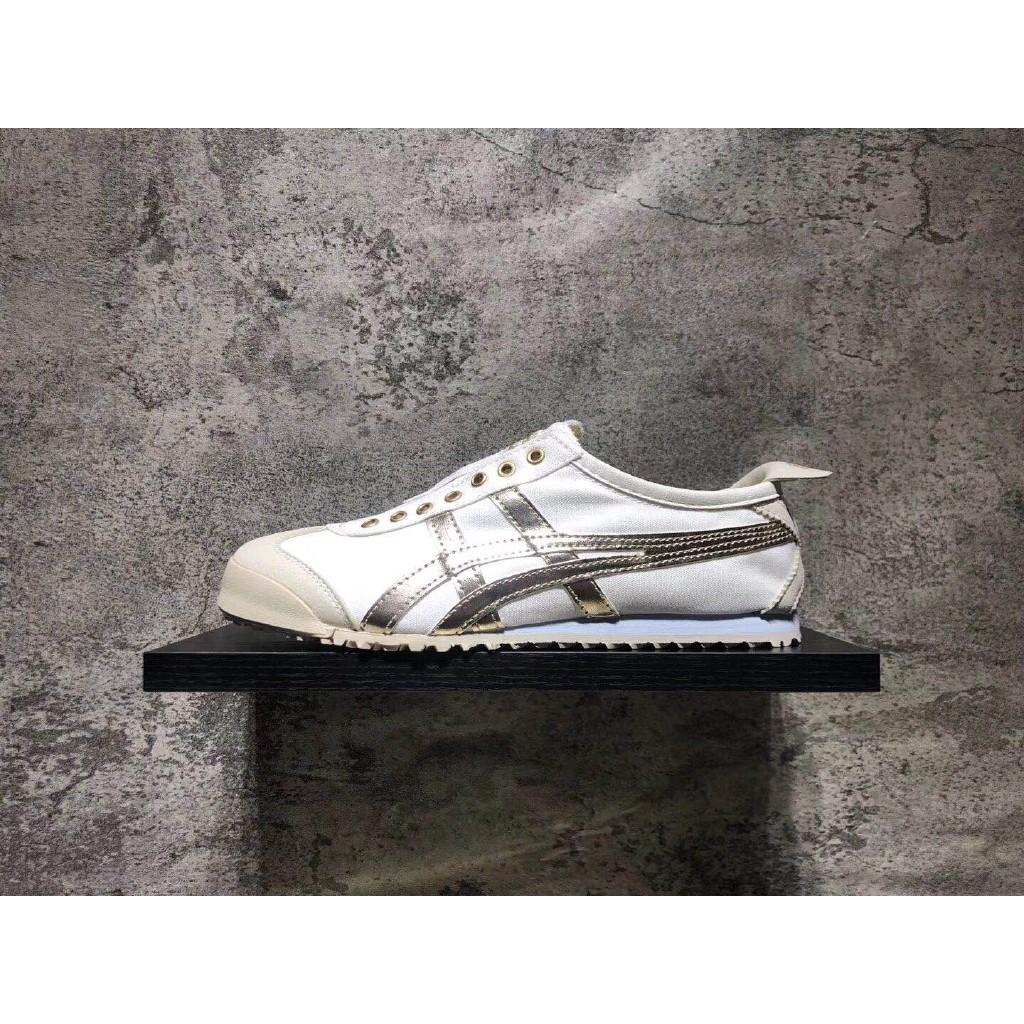 Original Asics tiger Canvas shoes flatshoes running shoes for men/women low top2